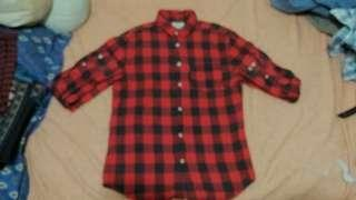 Kemeja Flanel Journal Standard Japan size S