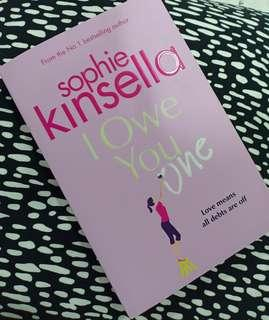 Sophie Kinsella - I Owe You One (2019)