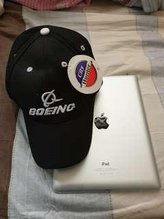 Boeing Cap