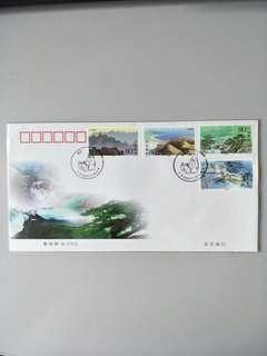 🚚 B FDC 2000-14 Laoshan