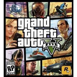 電腦版 GTA V