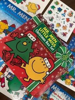 🚚 Mr Men & Little Miss Christmas Box