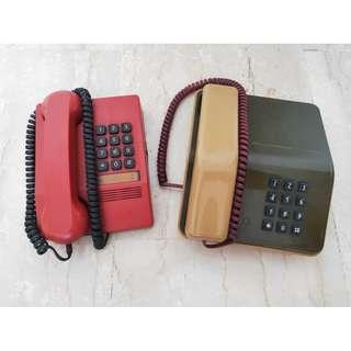 Old Vintage Antique Telephones