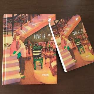 Love Is 2nd Book by Puuung
