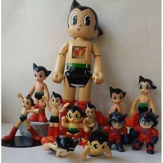 Astroboy Astro boy Collectible Toy Figures Set