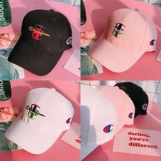 靚靚logo cap帽💕