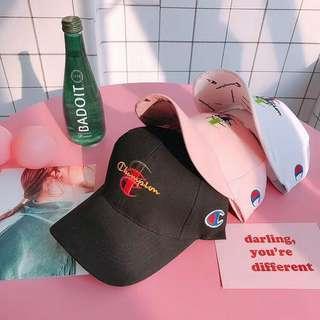 立體刺繡cap帽🧢