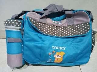 Tas bayi Ukuran Besar (Diaper Bag merk Cintaka)