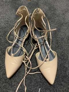 Kendall + Kylie Pointy Flats