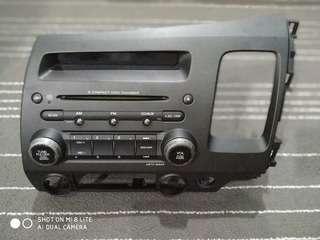Honda civic fd player radio head unit