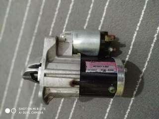 Starter motor for myvi lagi best 1.5 auto or alza