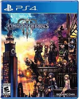 🚚 Kingdom Hearts 3