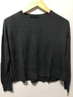 zara knit top size S muat sampai xl ada defect