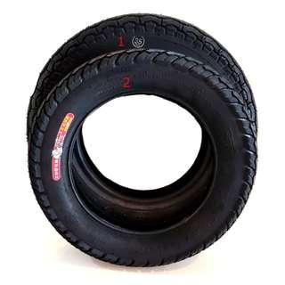 CST Rhino King King Fatty Tire or CST Rhino King II Fat Tire (12 inch) or 12 inch Tubes for Escooters