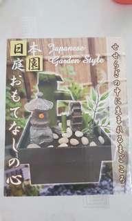 Miniature Japanese Fountain