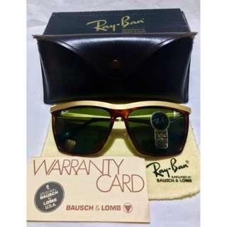 Vintage 80s B&L Wayfarer Olympian 3