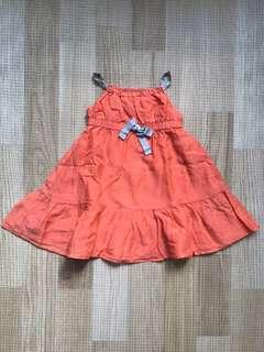 Chateau De Sable Baby Dress