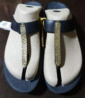 Fitflop barrio black 7 authentic
