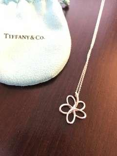 Tiffany & Co. Silver Sakura Pendant