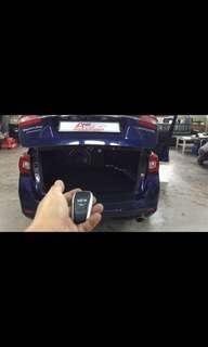 Subaru Levorg👉2018 Installed Electronic Tailgate Lift N Vaccum Lock