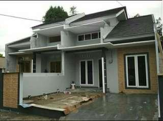 Rumah cantik type 36/65  di kota depok