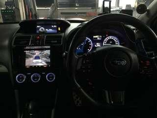 Subaru Levorg👉2018 Installed 1080P Super HD Night Vision 360 All View Camera 3D,Helps With Parking N Driving N Products With Driving Recorder 4 Camera