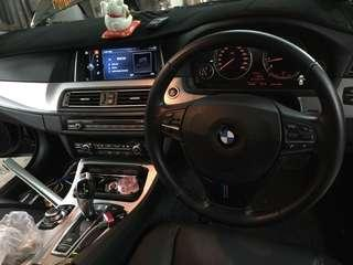 """BMW 523i👉2011 Installed Android 10.2""""plug n play"""