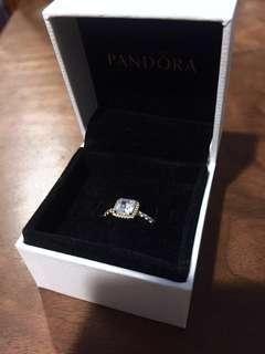 Timeless Elegance Pandora Ring
