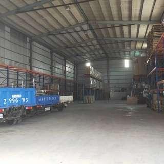 倉庫出租10~500坪