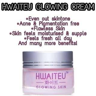 Hwaiteu Glowing Cream