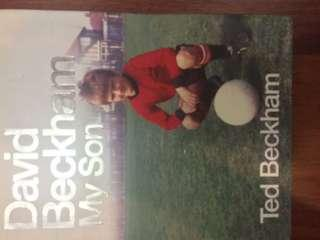David Beckham My Son (Book2) Flash Sales!!