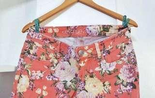 Rue 21 floral pants
