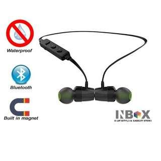 🚚 Awei WT30 Magnetic Sports Bluetooth Earphone Earbuds