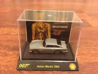 James Bond 007 Aston Martin DB5 (Shell) Flash Sales!!
