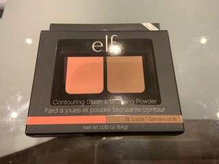 Brand new elf contouring blush and bronzing powder