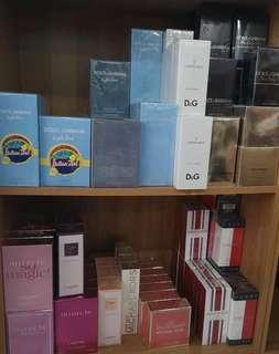 Authentic Tester Perfumes
