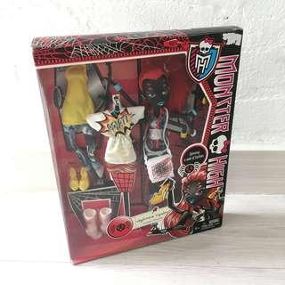 Monster High Doll: Wydowna Spider - Daughter of Arachne