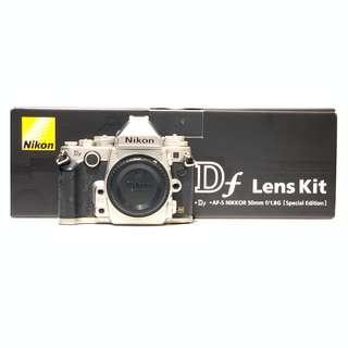 Nikon DF Body Only (Silver)
