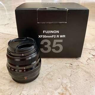 Fujinon XF35mm F2