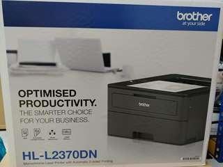 Monochrome Laser Printer- Brother HL-L2370DN