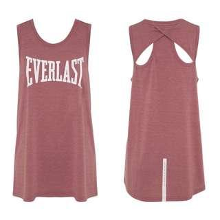 BNWT Everlast Active Back Detail Muscle