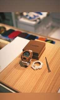 【MODERN TIMES】Armdaillo G-Shock Leather Case