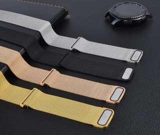 🚚 20mm Magnetic Watch Band