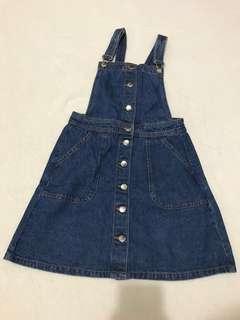 Overall Skirt (Rok)