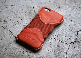 【MODERN TIMES】Roberu iPhone SE Case Italy Leather