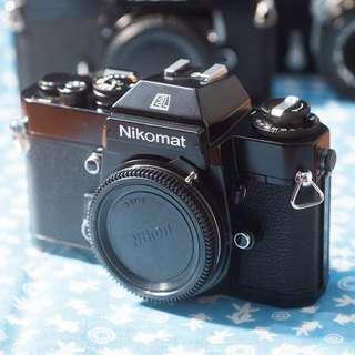 90%New Nikomat EL(Nikon/Nikkomat)