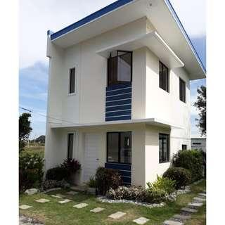 2 Bedroom Single Attached (Semi-Complete) in West Governor Height, Brgy. Cabuco, Governor's Drive, Trece Martires, Cavite