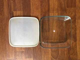 Baking Dish with lid