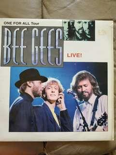 LD - BEE GEES : ONE FOR ALL Tour