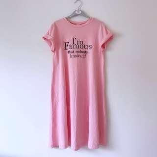 *NEW* Girls maxi T-shirt dress size 8-9